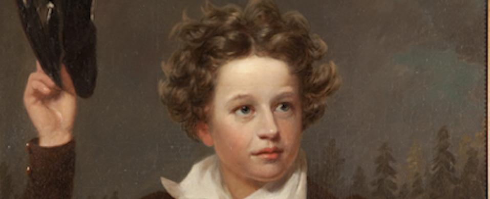 William Paterson van Rensselaer, Jr. ca. 1843